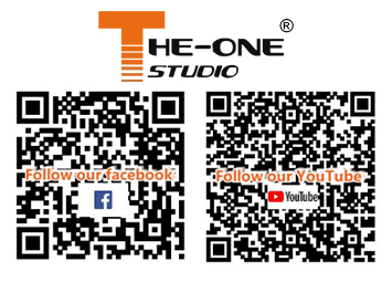Various Social Platform Of THE ONE STUDIO